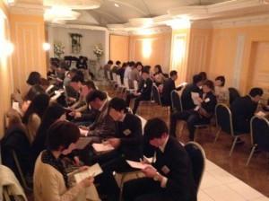 1渋谷で開催された20~30代お見合い婚活パーティー